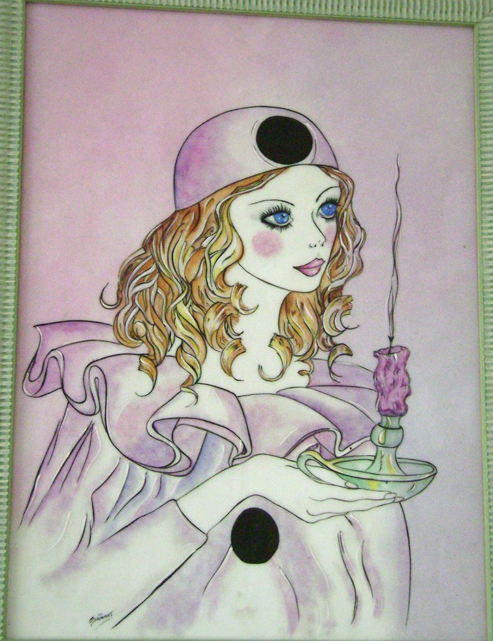 Tableau Femme